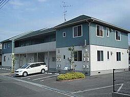 山口県下関市大坪本町の賃貸アパートの外観
