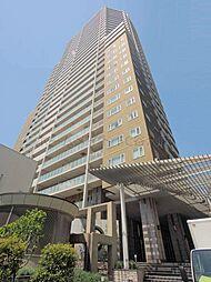 アップルタワー大阪谷町[13階]の外観
