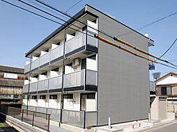 埼玉県川口市西青木4の賃貸マンションの外観