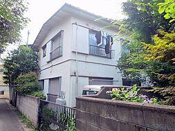 コーポナカヤマ[1階]の外観