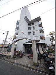 フローラルコート鶴見[1階]の外観
