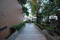 茶屋ヶ坂パークマンション[7階]の外観