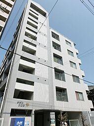 大阪府大阪市阿倍野区昭和町3丁目の賃貸マンションの外観