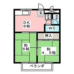 黒田駅 3.7万円