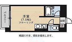 【敷金礼金0円!】ロマネスク西公園第3