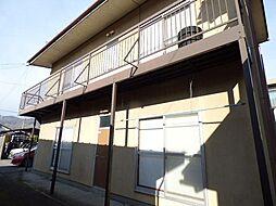 長野県長野市伊勢宮2丁目の賃貸アパートの外観