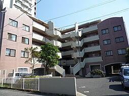 千葉県習志野市屋敷4丁目の賃貸マンションの外観