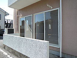 デュオコートノザキ A棟[102号室]の外観
