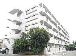 パレス梨花[5階]の外観