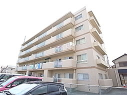 兵庫県姫路市網干区坂上の賃貸マンションの外観