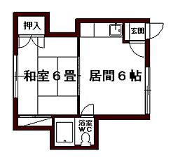 新道東駅 1.8万円