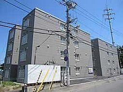 北海道札幌市豊平区平岸五条11丁目の賃貸マンションの外観