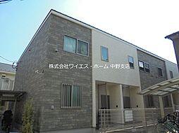 西武新宿線 新井薬師前駅 徒歩7分の賃貸アパート
