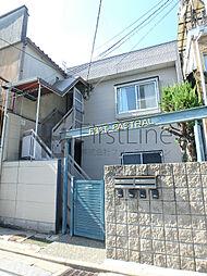 京都府京都市伏見区深草キトロ町の賃貸アパートの外観