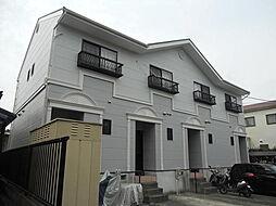 DUPLEX ODAKE[2階]の外観
