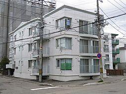 エムズアパートメント[3階]の外観