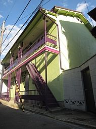 ドミール石井[2階]の外観