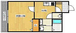 SALA13[202号室号室]の間取り