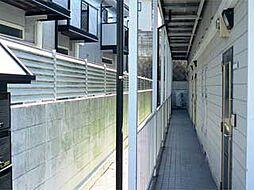 兵庫県神戸市北区鈴蘭台南町6丁目の賃貸アパートの外観