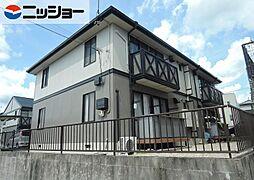 コーポMASA−II[2階]の外観