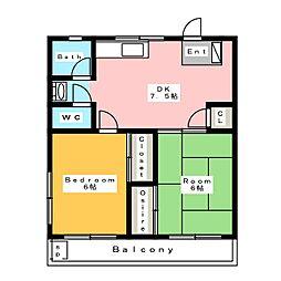 新安城駅 4.7万円
