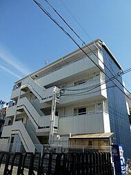 メトロ西田辺[3階]の外観