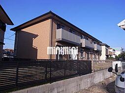 サンハイム勝川[1階]の外観