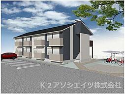 JR水戸線 結城駅 徒歩30分の賃貸アパート