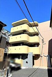 神奈川県藤沢市鵠沼桜が岡4丁目の賃貸マンションの外観