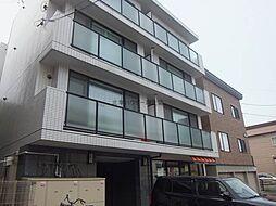 北海道札幌市北区北三十九条西5丁目の賃貸マンションの外観