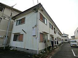 前川ハイツ[102号室]の外観
