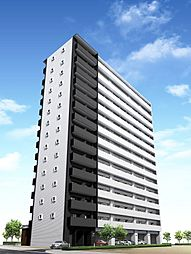 スプランディッド新大阪III[13階]の外観