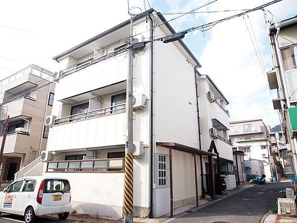 六甲参番館 1階の賃貸【兵庫県 / 神戸市灘区】