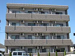 三重県四日市市ときわ4の賃貸マンションの外観
