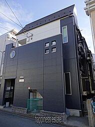 神奈川県相模原市南区相模大野5丁目の賃貸アパートの外観