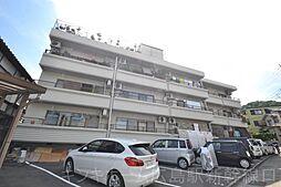 広島県広島市東区中山西1丁目の賃貸マンションの外観
