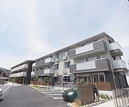 JR山陰本線 嵯峨嵐山駅 徒歩7分の賃貸アパート