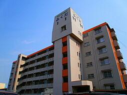 マンション福田2号棟[6階]の外観