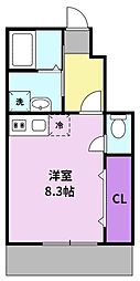 久留米大学前駅 4.1万円