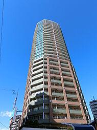 セントラルレジデンス新宿シティタワー[8階]の外観
