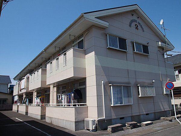 奈加乃内ハイツ2[2階]の外観