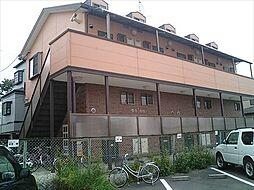 グリーネハイム[1階]の外観