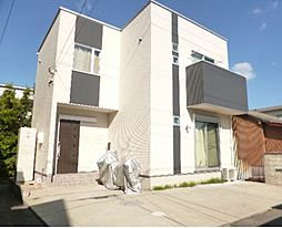 [一戸建] 徳島県徳島市新南福島1丁目 の賃貸【/】の外観