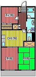 アネックスマンション[3階]の間取り