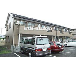 東京都武蔵野市緑町1丁目の賃貸アパートの外観