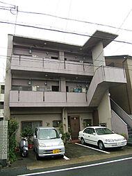 長谷川マンション[2階]の外観