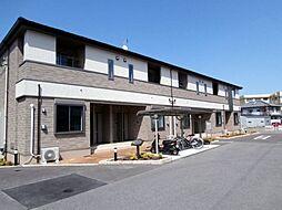 和歌山県和歌山市大谷の賃貸アパートの外観