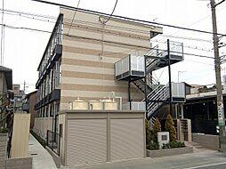 埼玉県川口市上青木西2の賃貸マンションの外観