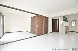 ヴァルトハヤシI[2階]の外観