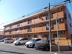愛知県名古屋市西区比良4の賃貸マンションの外観